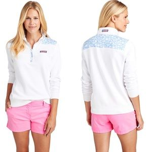 Vineyard Vines Printed Shoulder Shep Shirt XS